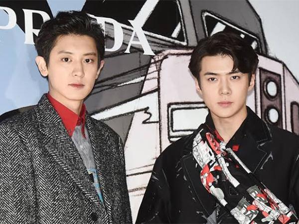 Duh, Informasi Paspor Chanyeol dan Sehun EXO Diungkap Bandara Vietnam