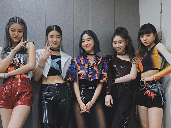 Member ITZY Beberkan Cerita Saat Ditemukan JYP Entertainment