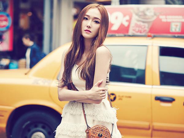 Wow, Jessica SNSD Umumkan Peluncuran Brand Fashionnya Sendiri!