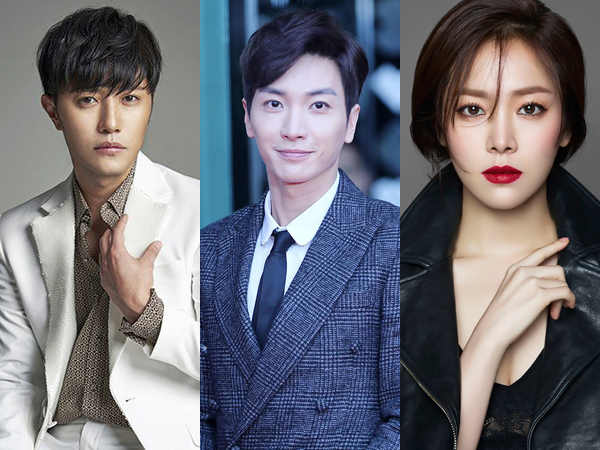 Dampingi Leeteuk Super Junior, Jin Goo dan Han Ji Min Tampil Perdana Jadi MC 'KCON 2016 France'