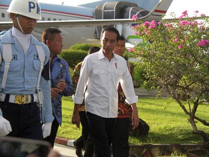 Curhat Jokowi yang Tak Tidur Karena Gempa Melanda Selatan Pulau Jawa