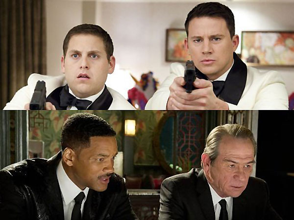 Film Gabungan '22 Jump Street' & 'Men In Black' Masih Dalam Proses Perbincangan?