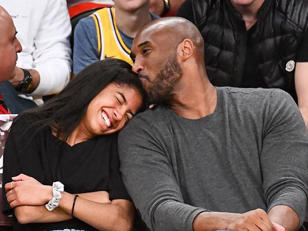 Video Kobe Bryant Bangga Gianna Ingin Ikuti Jejaknya Jadi Pebasket Profesional Kembali Disorot