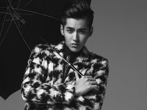 Kris Wu Siap Jadi Penerus Hangeng Dalam Film 'So Young 2'