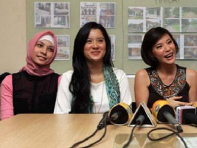 Bikin Film, Marcella Zalianty Habiskan Miliaran Rupiah