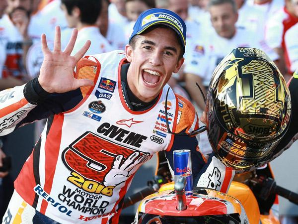 Marquez Sebut Keunggulan Rivalnya Dalam Satu Kata