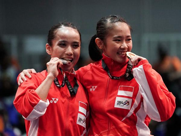 Berikut Perolehan Sementara Medali Emas oleh Kontingen Indonesia di SEA Games 2017