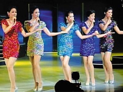 Yuk Kenalan dengan Moranbong, Girlband-nya Korea Utara