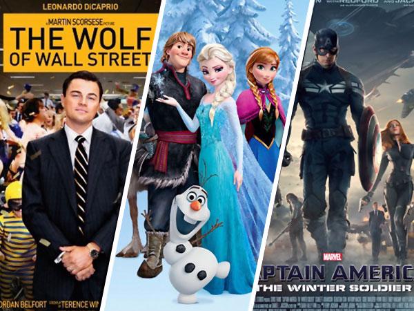Mulai 'Frozen' Sampai 'Captain America', Ini Dia Daftar Film Paling Sering Dibajak di 2014!