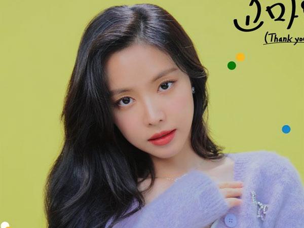 Naeun Apink Dikabarkan Gabung YG Entertainment
