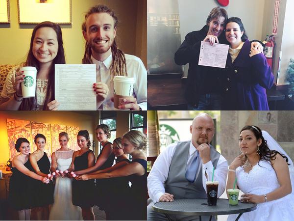 Wah, Starbucks akan Larang Pasangan yang Rayakan Pesta Pernikahan di Kedainya?