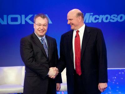 Nokia Akui Terpaksa Jual Ke Microsoft