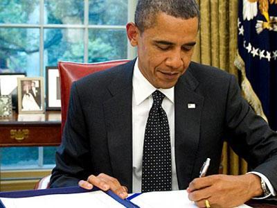 Wow, Surat Pribadi Obama Dijual Rp 147 Juta