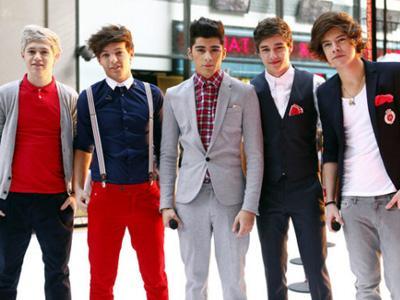 One Direction Segera Rilis Film 3D di 2013
