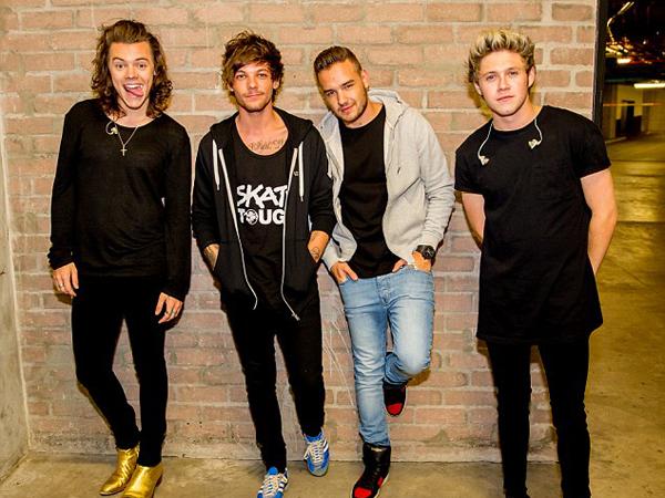 Penonton Rusuh, One Direction Hentikan Sementara Konsernya di Dubai!
