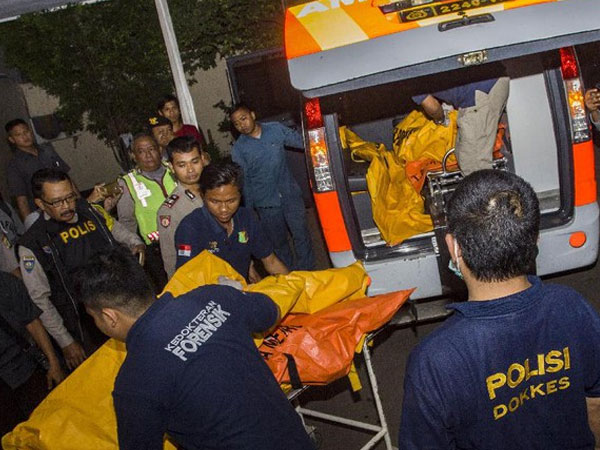 Cerita Haru Dibalik Ledakan Pabrik Petasan di Tangerang