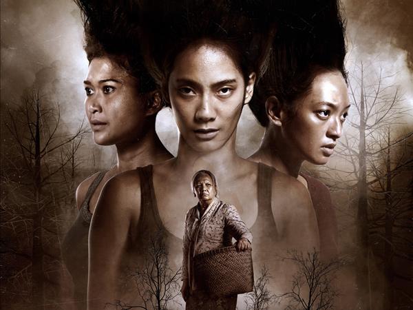 Digarap Joko Anwar Selama 10 Tahun, Trailer 'Perempuan Tanah Jahanam' Dirilis