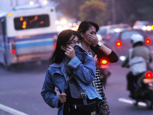 Polusi Udara Sumbang 60 Persen Penyakit di Jakarta