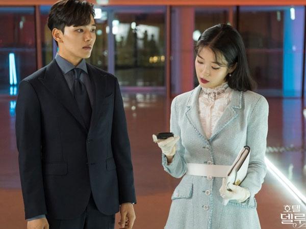 Rating Drama tvN 'Hotel del Luna' Meroket di Episode Terbarunya