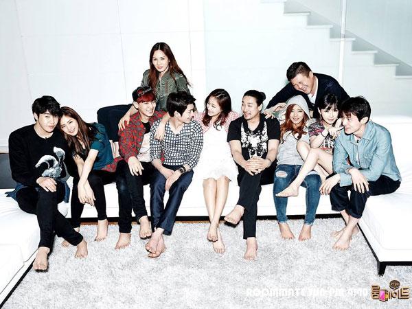 Ini Dia 'Love Line' Yang Terbentuk Lewat SBS 'Roommate' !