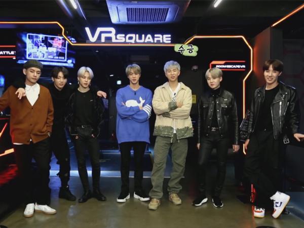 JTBC Siap Tayangkan Keseruan Variety Show 'Run BTS'