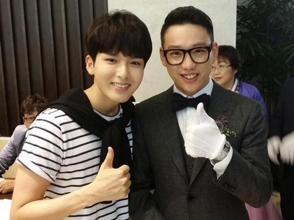 Ryeowook Sarankan Agar Sang Teman Punya Anak Banyak Seperti Member Super Junior