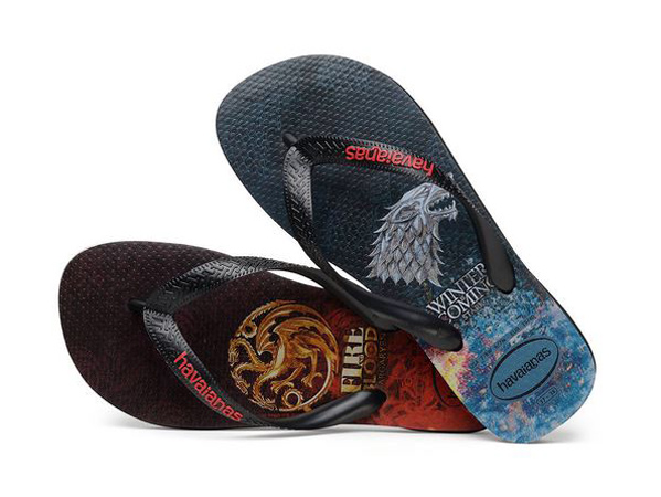 Spesial! Sandal Jepit 'Game of Thrones' Seharga Rp 366 ribu