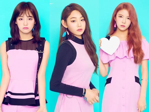 Dianggap 'Gagal', Netizen Protes Sejeong, Mina, dan Nayoung Jadi Member gugudan