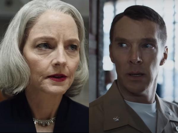 Intrik Jodie Foster dan Benedict Cumberbatch dalam Trailer 'The Mauritanian'