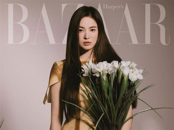 Song Hye Kyo Jadi Brand Ambassador Korea Pertama untuk Fendi