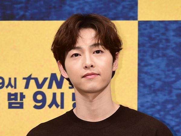 Gabung Agensi Baru, Song Joong Ki Bakal Syuting Film di Luar Korea Selama 3 Bulan