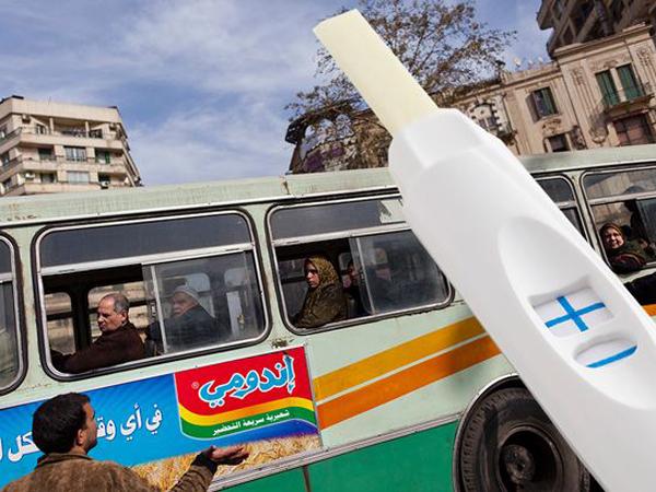Duh, Pria di Mesir Ini Ditemukan Hamil Saat Tes Urin!