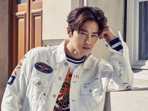 Suho EXO Ditunjuk Jadi Duta Kehormatan Festival Film Hewan di Suncheon