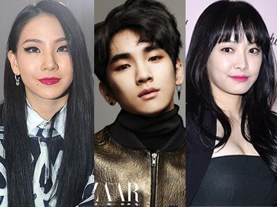 Hitam Bakal Jadi Tren Warna Rambut K-Pop 2014?