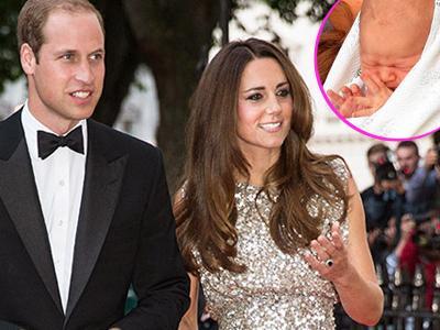 Seperti Apa Wajah Pangeran George di Mata Kate Middleton?