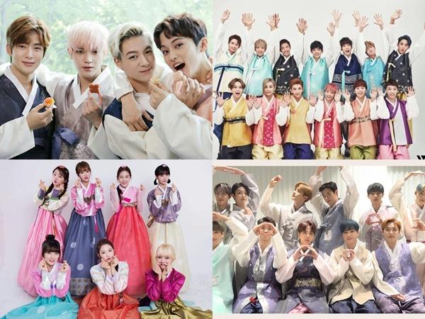 Rayakan Libur Chuseok, Deretan Idola K-Pop Sampaikan Pesan Untuk Fans (Part 2)