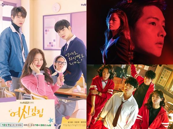 5 Drama Korea yang Paling Banyak Ditonton di Platform TVING