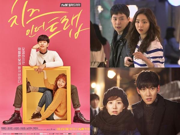 5 Drama Korea Bergenre Romantis Thriller Bikin Baper dan Tegang