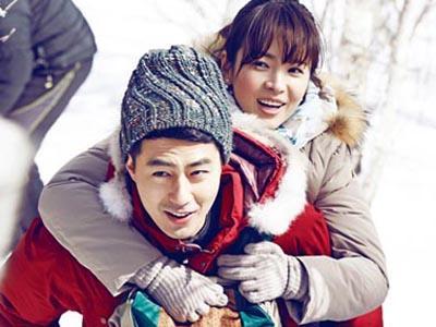 Rampungkan Syuting Drama, Jo In Sung dan Song Hye Kyo Menangis