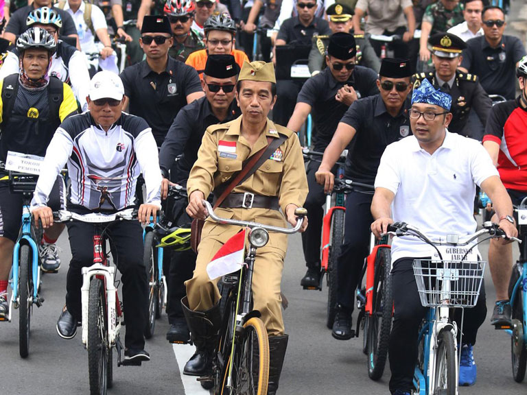 Dari Jokowi hingga Putin, Inilah Para Pemimpin Dunia dengan Hobby Uniknya!
