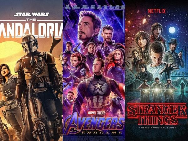 'The Mandalorian' Jadi Film Paling Populer, Disusul 'Avengers' dan 'Stranger Thing'