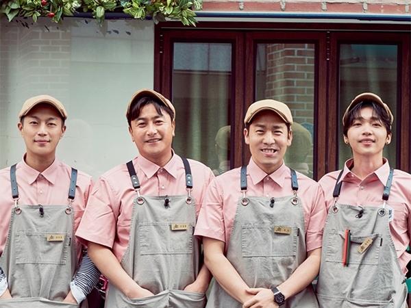 Doojoon HIGHLIGHT Hingga Jung Sewoon Dikonfirmasi Jadi Anggota '4 Wheeled Restaurant'