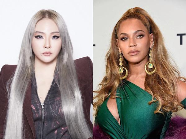CL Resmi Bergabung di Agensi Beyoncé dan Adele