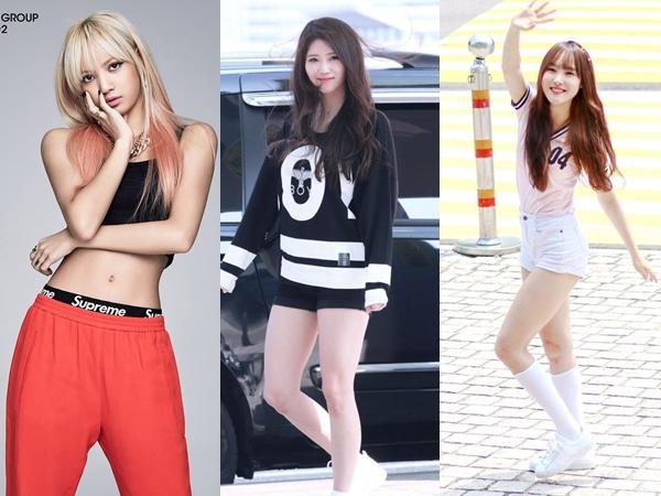 5 Inspirasi Gaya Fashion Sporty Ala Idol K-Pop, Bisa Kamu Tiru