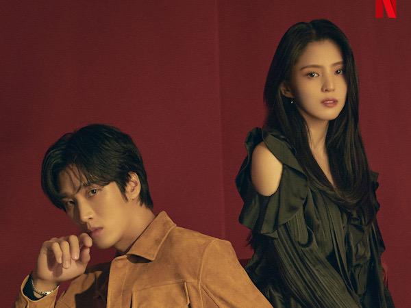 Han So Hee Mengaku Tidak Tahu Ada Adegan Intim dengan Ahn Bo Hyun