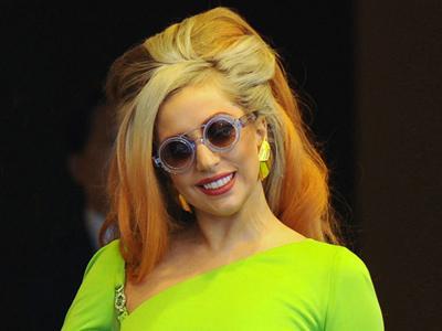 Wow, Lady Gaga Terpilih Sebagai Musisi 'Terkuat' di Dunia!