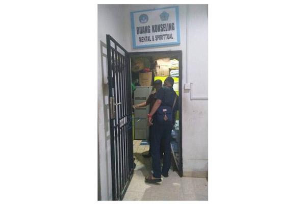 Duh, KPAI Temukan Sel Tahanan Didalam Lingkungan Sekolah di Batam!