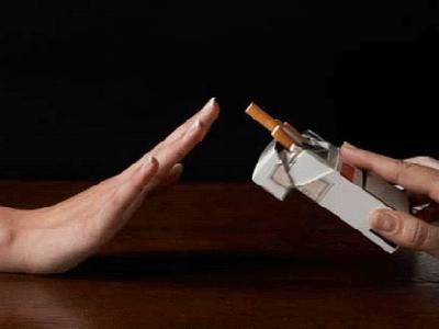 Agar Berhenti Merokok, Wanita Ini Rela Dipenjara