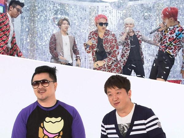 Kocaknya Dua MC 'Weekly Idol' Sampai Berlutut Demi Hadirkan Big Bang