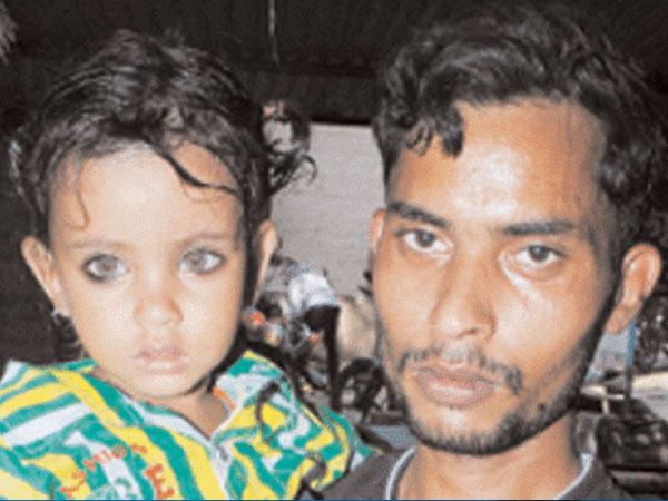 Duh, Polisi India Jadikan Balita Dua Tahun Sebagai Tersangka Pencurian